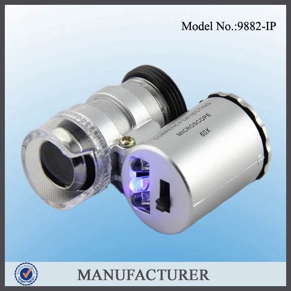 Economical Monocular Biological Student Microscope