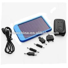 Top sales No.1 micro usb charger solar cell phone charger most popular in 2012