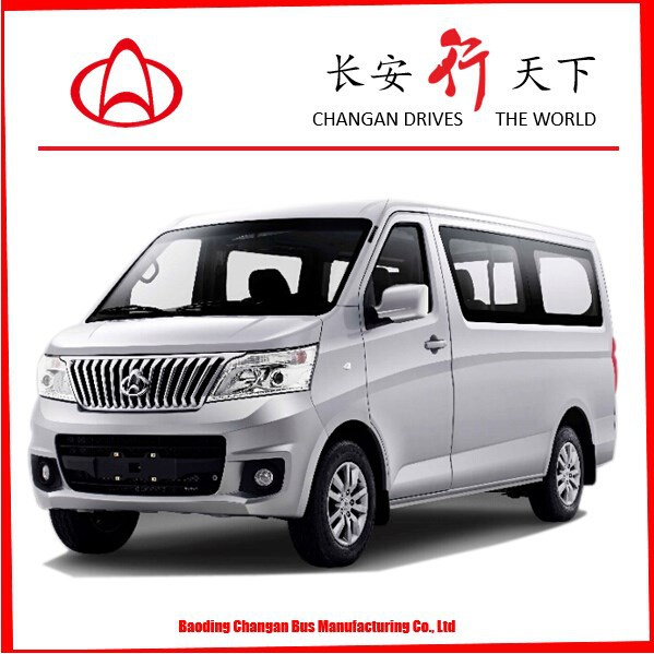 Hot selling Changan model mini bus