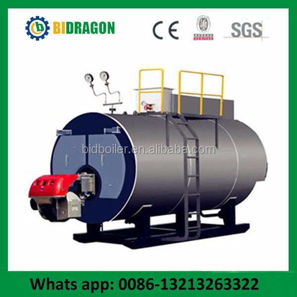 Induction Heating Boiler For Hot Water Output