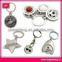 wholesale car Keyring with custom design logo