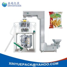 Automatic Grade Weighing Granuel Pouch Chips Packing Machine