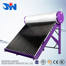 small solar hot water heater ,portable solar water heater