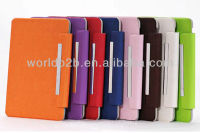 Hot Selling Thinner 360 Degrees Rotating Leather Hard Case for iPad mini, Thinner Design