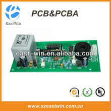 FR4 Dvd Player Pcb Board Assembly