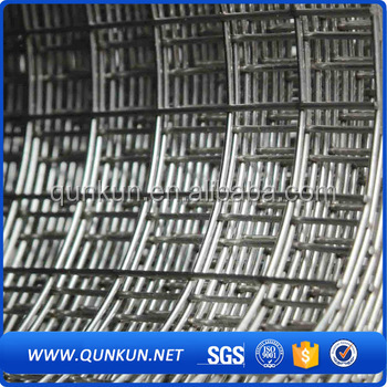 2016 hot sale Electro Galvanized /hot Dipped Galvanized /ss304 Stainless Steel Welded Wire Mesh