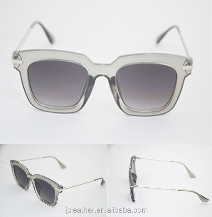 lucency PC and metal frame fashion sunglassess