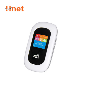 NEW 4G Portable Lte Router Wifi Modem