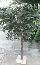 New products on promotion mini baiyan tree artificial 100 metres tall