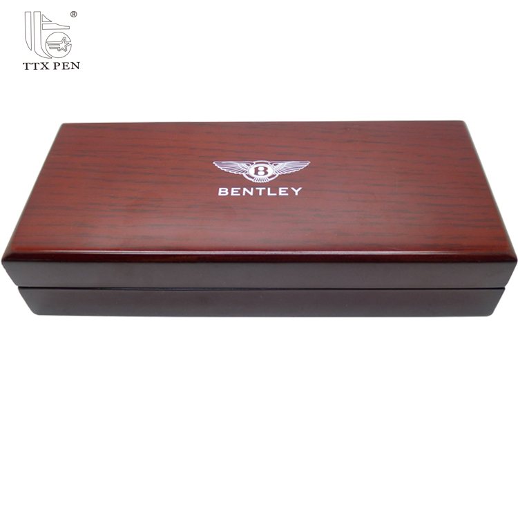 wooden box for gift business pen