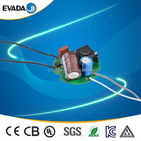 Practical and durable round shape led driver 0.35A 36v