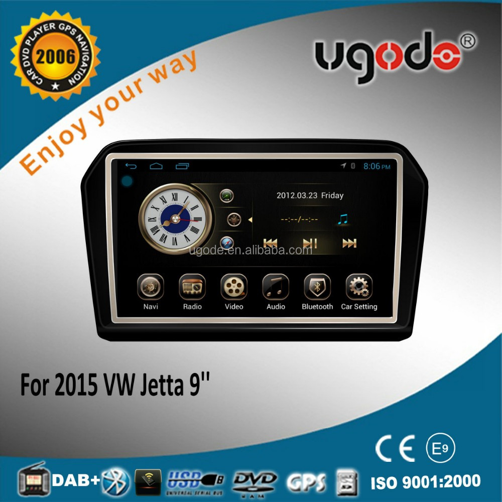 PX3 Android car dvd player for vw Jetta 2015 car navigation
