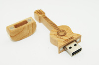 Most popular Piano shaped christmas gift ideal item factory price custom usb Custom Wooden USB 3.0 Pen drive