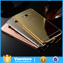 Luxury Newest Phone Case Tpu Electroplate Mirror Case For Samsung Galaxy Note 3