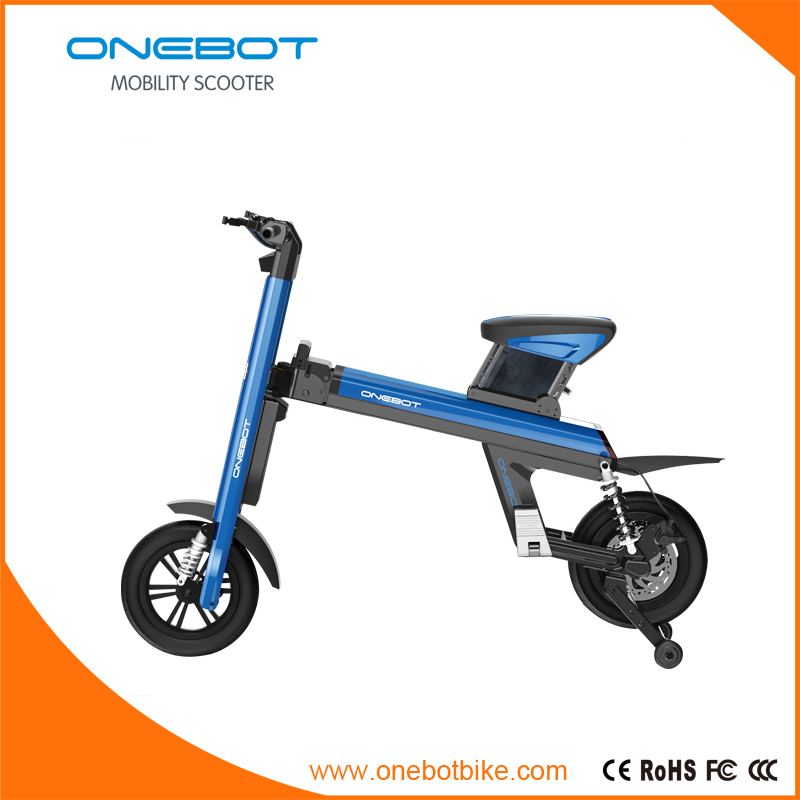 Fashion portable turkey electric bike with dual shock absorbers