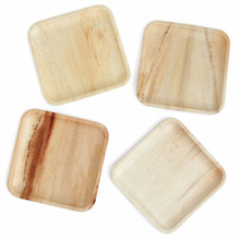 Factory price disposable bulk china bamboo wooden plate