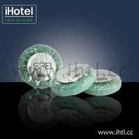 Hotel Round Soap With Label/OEM