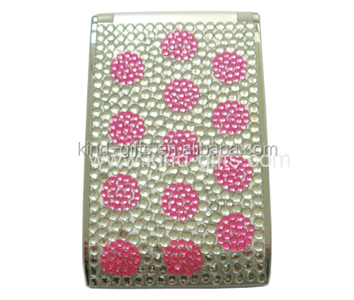 Bling rhinestone calculator for white-collar employees