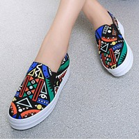 W91607A 2015 new style leisure fashion canvas shoes slip-on loafer shoes