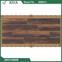 Composite flooring Brown Walnut, composite floor tile, wood-plastic composite flooring