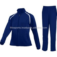 2013 new style sport tracksuit/100% polyester tracksuit