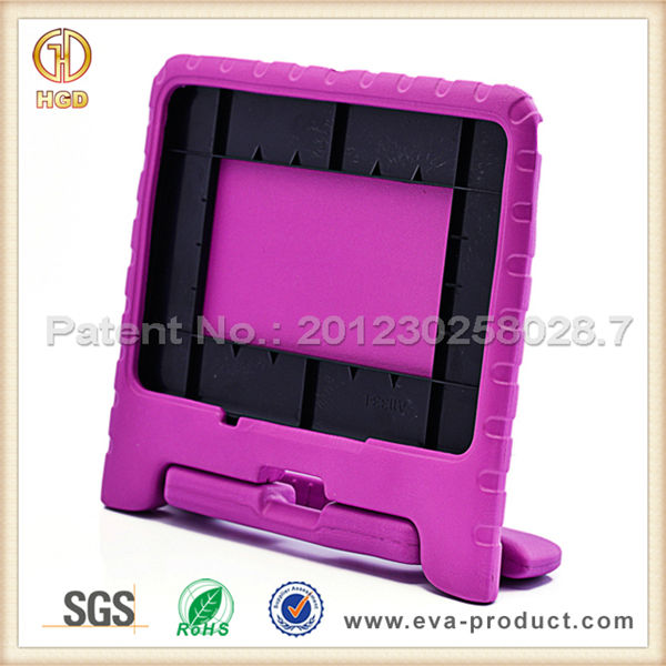 Stand Protective Rubbered case for Samsung Galaxy Note 10.1 P600