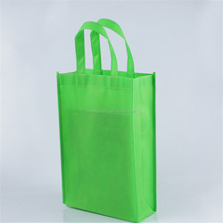 wholesale handle style cheap non-woven material eco non woven shopping bag