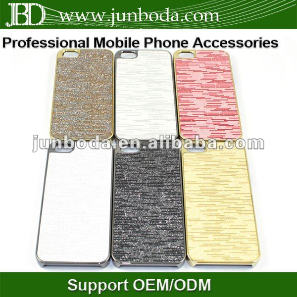 new arrival bling hard back cover case for iphone5