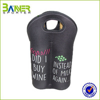 neoprene insulated recyclable baby bottle bag
