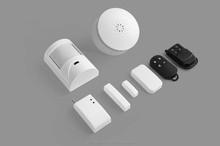 Smart Wireless Security Wifi Home Control System