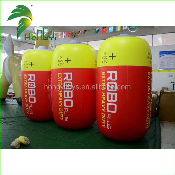 Factory Commercial Cylinder Inflatable Buoy ,Inflatable Water Park Floating Marker Toy