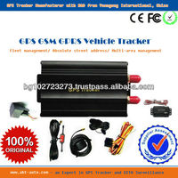 Low cost Realtime GPS Tracker for car