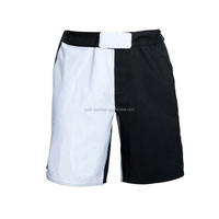 Youth MMA Shorts Blank MMA Fight Shorts With Pockets For Men