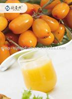 Pure sea buckthorn juice 100%