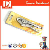 Round Jaw Locking Plier Long Jaw Lock Plier Automobile Repair Tools