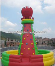 Best Selling inflatable rocking climbing