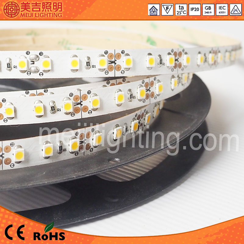 light up your eye series Christmas decoration LED flexible strip 3528 high lumens