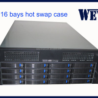 16 Bay 4U Storage Rack Server