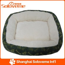 Hot Selling Cozy Dog Square Bed Products High Quality Pet Mats