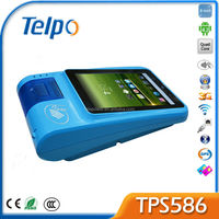 Telpo Hot sale New PAndriod Pos TPS586 QR Code PDA Scanner Reader RFID PDA Smart Card Payment System