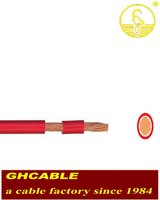 bare copper conductor pvc insulated electric wire