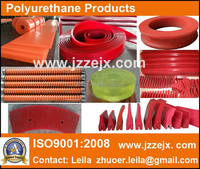 Engineering Plastic Products Cast Polyurethane Elastomer Products