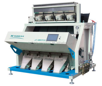 TAIHO CCD color sorter machine for recycling plastics