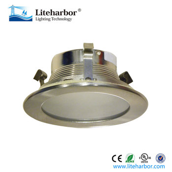 waterproof 4 inch round ring shower recessed light trim