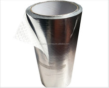aluminum foil fabric china suppliers pe vapor barrier Decorative Films membrane film