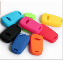 Hot Sale Promotion Gift Wholesale Silicone Skin Cover for Car Key