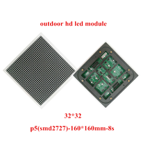 HD control card Outdoor SMD dot matrix P5 P6 P8 P10 LED modules