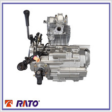 250cc Electric start Manual clutch engine with double clutch for ATV