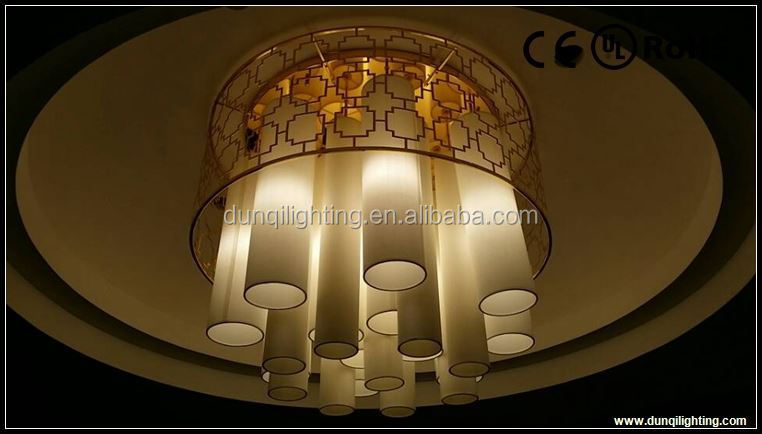 2017 Newest designs modern new product lighting