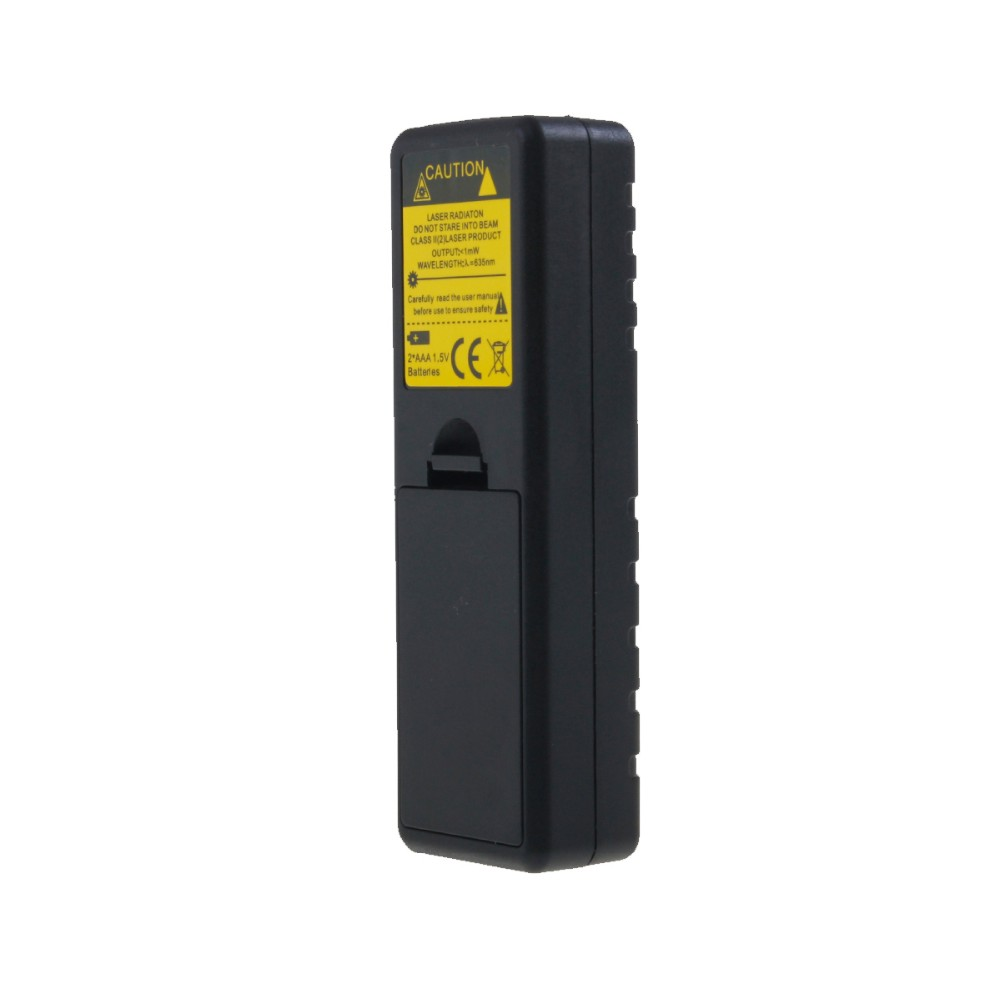 Laser Distance Meter with a measuring range of 0.05-40m